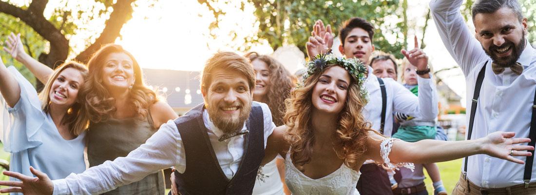 Fêtes de mariages