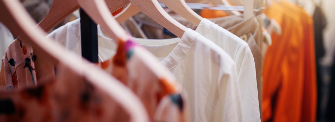 Vêtements de marque trop chers : optez pour les vêtements d'occasion